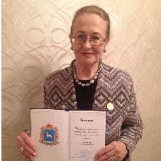 Профессор Самарского университета Татьяна Руднева стала лауреатом Губернской премии