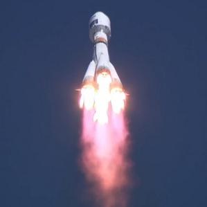 Первый пуск с космодрома Восточный прошел успешно