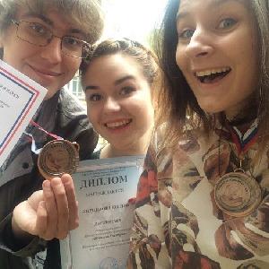 Студенты – призеры конкурса