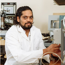 """Nishant Tripathi: """"In Russia I found the best environment for research"""""""