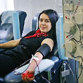 18 октября идём спасать жизни: сдавать кровь!