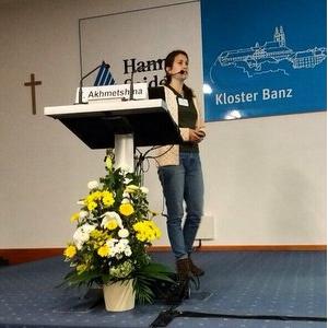 Татьяна Ахметшина приняла участие с устным докладом в Intermetallics 2017