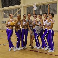 Команда СГАУ по фитнес-аэробике заняла 2-е место