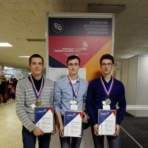 Студенты Самарского университета - лучшие в управлении беспилотниками