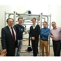 В СГАУ введен в строй испытательный стенд для ориентации микроспутников
