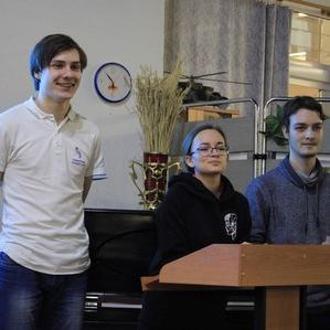 Студенты университета разрабатывают систему воздушного старта