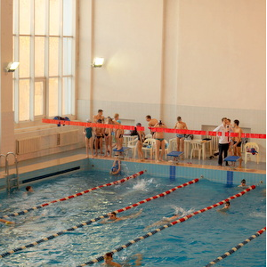 В выходные сотрудники СГАУ смогут посещать бассейн бесплатно