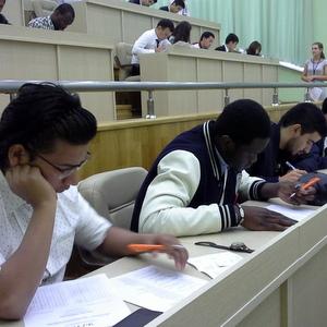 Иностранные студенты университета завоевали четыре призовых места на олимпиаде по русскому языку
