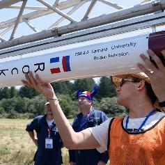 Тем, кто всегда мечтал собрать ракету
