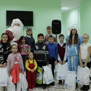 Студенты Самарского университета провели благотворительную акцию