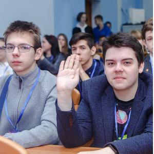 """Космические перспективы: """"спутниковцы"""" знакомятся с Самарским университетом"""