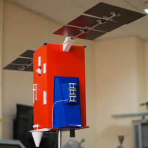 The new small spacecraft will allow receiving satellite images in stereo format