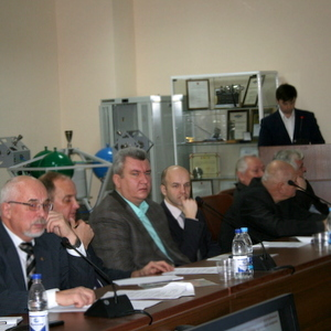 На базе Самарского университета состоялось совместное заседание научно-технического совета