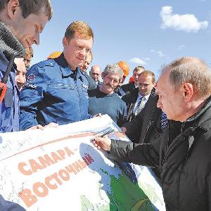 Предприятия Самарской области продолжают активно развивать новый космодром России