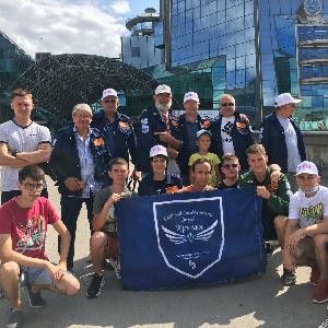 Стройотряды КуАИ и Самарского университета начинают работу в Крыму