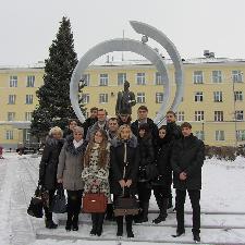 Студенты СГАУ прошли стажировку в Железногорске