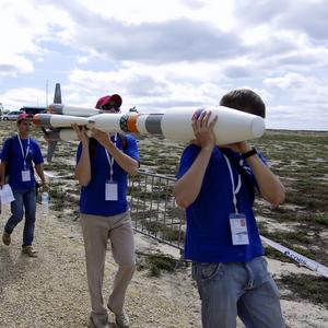 Команда студентов-ракетчиков СГАУ прибыла во Францию