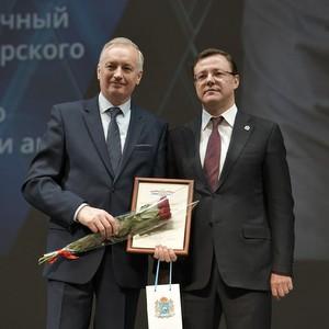 Евгений Шахматов и Владимир Бирюк получили награды губернатора