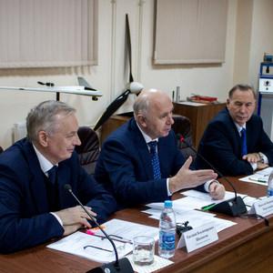 Состоялось заседание наблюдательного совета Самарского университета