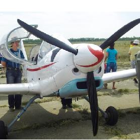 Студенты СГАУ участвовали в фестивале авиационных видов спорта
