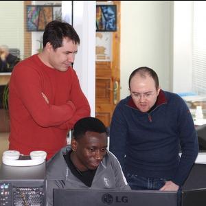 Сотрудники университета Великобритании ведут научные изыскания на базе Самарского университета