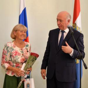 Заслуженный эколог Самарской области
