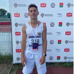 Владислав Шамарин выполнил норматив мастера спорта