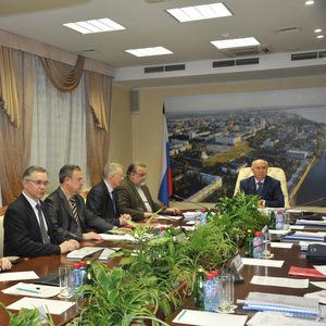 Состоялось заседание наблюдательного совета СГАУ