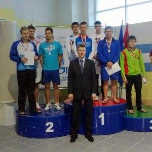 Студенты СГАУ успешно выступили на I этапе Кубка России по плаванию