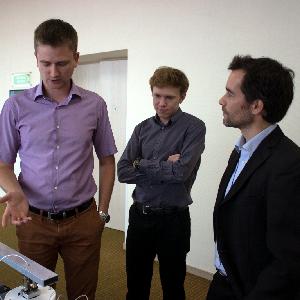 В Самарском университете молодые ученые из 14 стран представили свои разработки