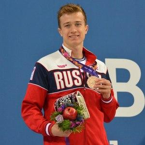 Студент СГАУ Владислав Козлов стал золотым медалистом и рекордсменом мира