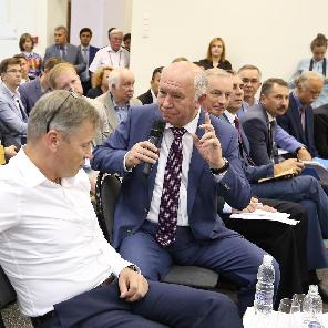 Николай Меркушкин принял участие в обсуждении новой модели развития Самарского университета