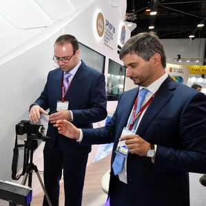 Разработки Самарского университета заинтересовали ряд компаний на ПМЭФ-2018