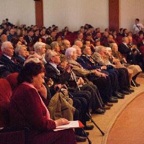 В СГАУ отпраздновали День Победы