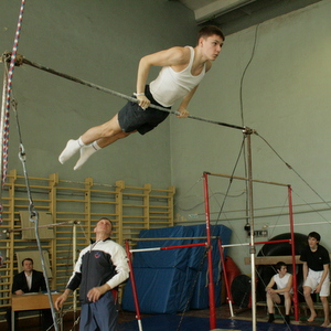 В СГАУ состоится первенство вуза по гимнастике