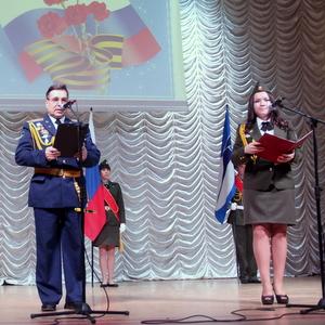 Николай Иванович Меркушкин поздравил сотрудников СГАУ с Днём защитника Отечества
