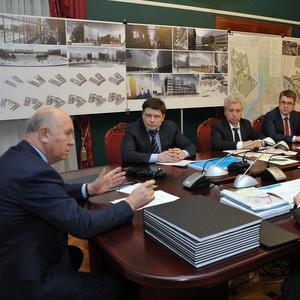 Николай Меркушкин: «Гагарин-центр» станет первым в стране студенческим кампусом мирового уровня»