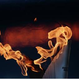 На Байконуре студент СГАУ проводит олимпийский огонь на МКС