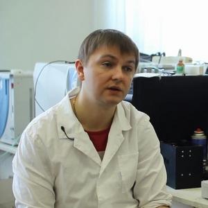 Кто ученый: Владимир Платонов и газовый портативный хроматограф