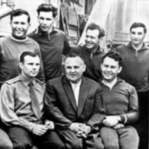 Космонавты из первого отряда бывали в гостях в Самарском университете