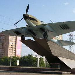 Выставка «Крылья и сталь Великой Победы»