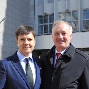 Евгений Шахматов: «Мы с нетерпением ждём запуска с космодрома Восточный»