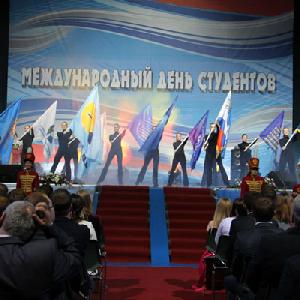 Подведены итоги конкурса «Студент года»-2013
