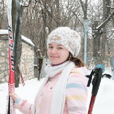 Лыжня СГАУ-2014