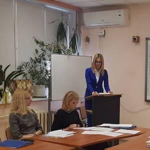 Первый успешный выпуск магистрантов на кафедре иностранных языков и профессиональной коммуникации