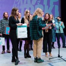 Студентки факультета филологии и журналистики стали призерами Всероссийского форума по связям с общественностью