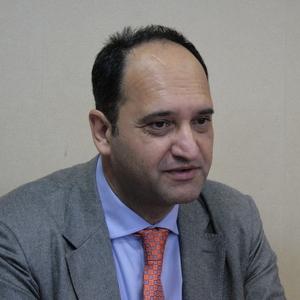 СГАУ с визитом посетил представитель университета Минас-Жерайс Маркос Пиноти