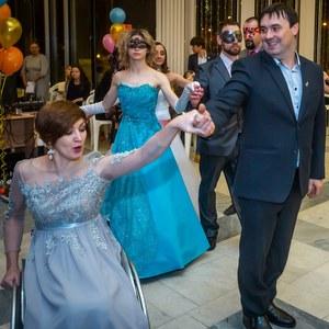 Более сотни любителей танцев объединил инклюзивный бал