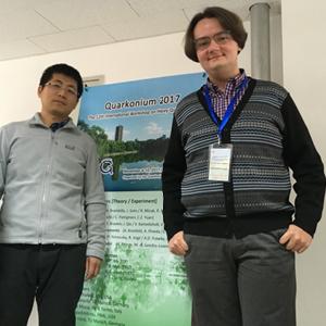 Ученые Самарского и Гамбургского университетов выступили на конференции в Пекине