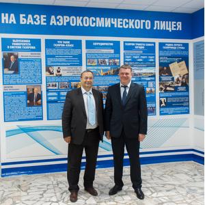 """СМАЛ принимает заявки от школьников, желающих учиться в """"Газпром-классе"""""""